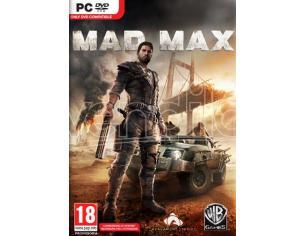 MAD MAX AZIONE AVVENTURA - GIOCHI PC