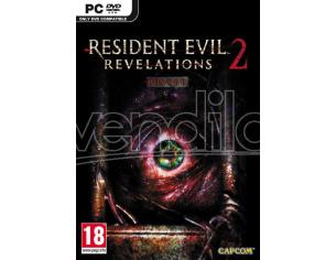 RESIDENT EVIL REVELATIONS 2 AZIONE - GIOCHI PC