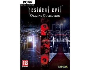RESIDENT EVIL: ORIGINS COLLECTION AZIONE - GIOCHI PC