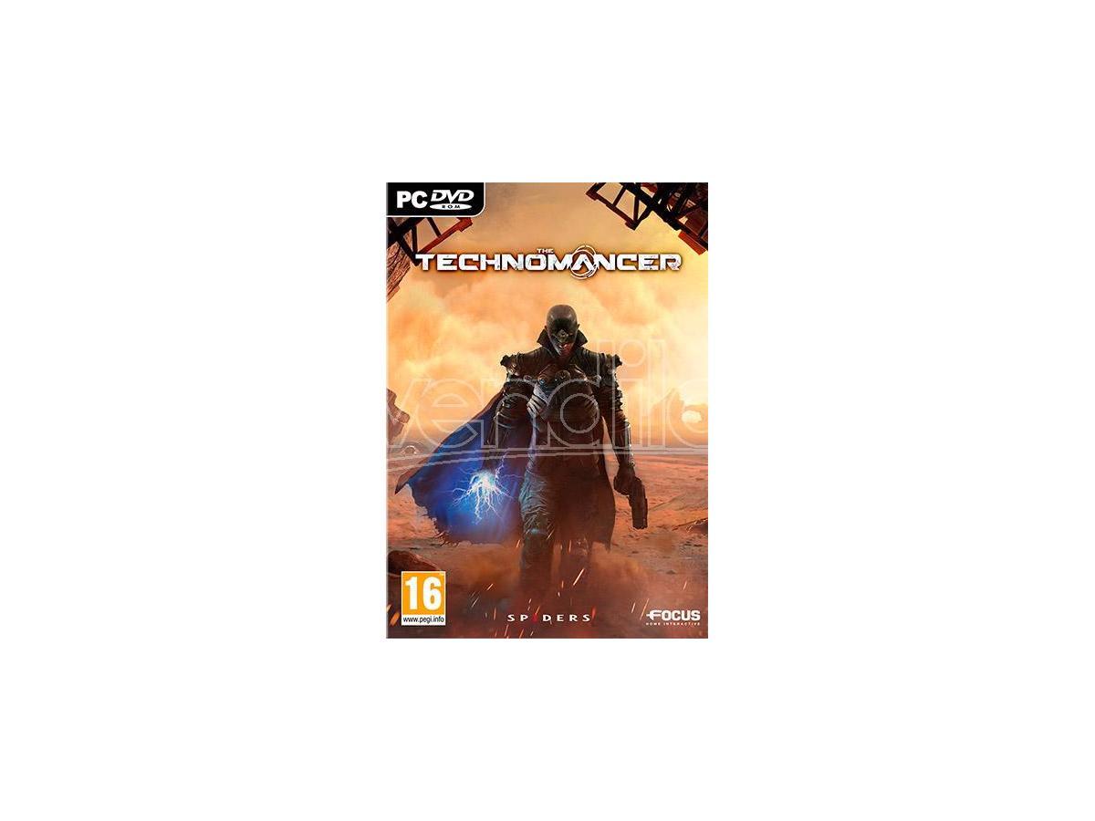THE TECHNOMANCER GIOCO DI RUOLO (RPG) - GIOCHI PC