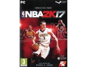 NBA 2K17 SPORTIVO - GIOCHI PC