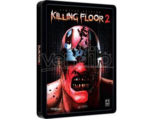 KILLING FLOOR 2 STEELBOOK EDITION SPARATUTTO - GIOCHI PC