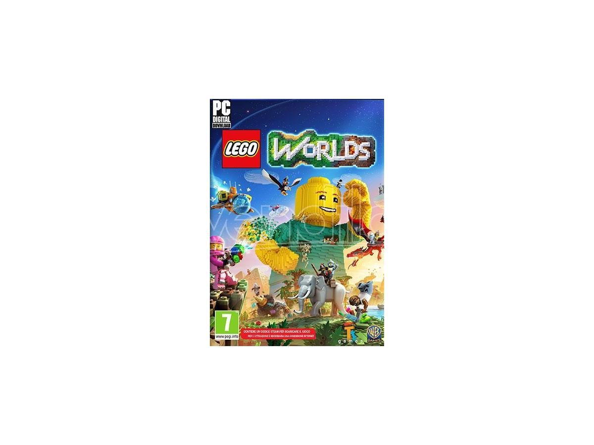 LEGO WORLDS AZIONE - GIOCHI PC