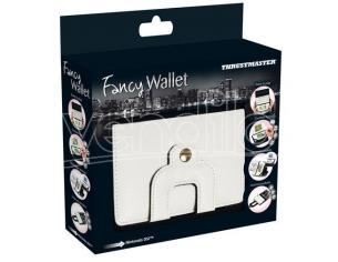 THR - DSI FANCY WALLET WHITE CUSTODIE/PROTEZIONE