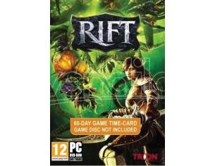 RIFT GAME TIME CARD 60GG ALTRI ACCESSORI