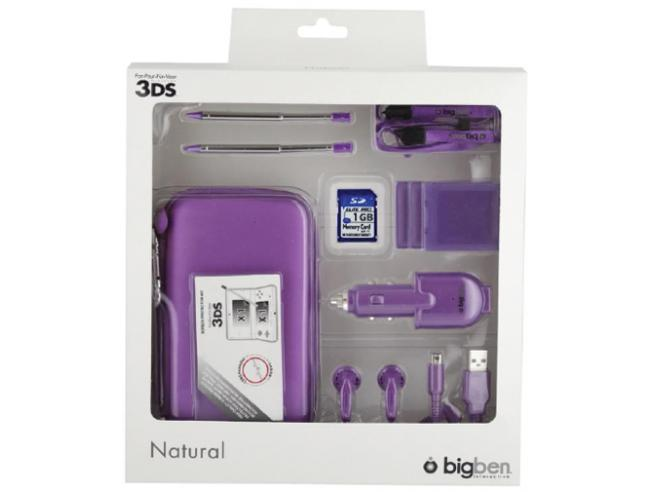 BB KIT NATURAL 3DS PACK