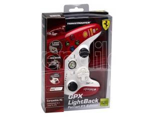 THR-CONTROLLER GPX LIGHTBACK FERRARI F1 JOYPAD