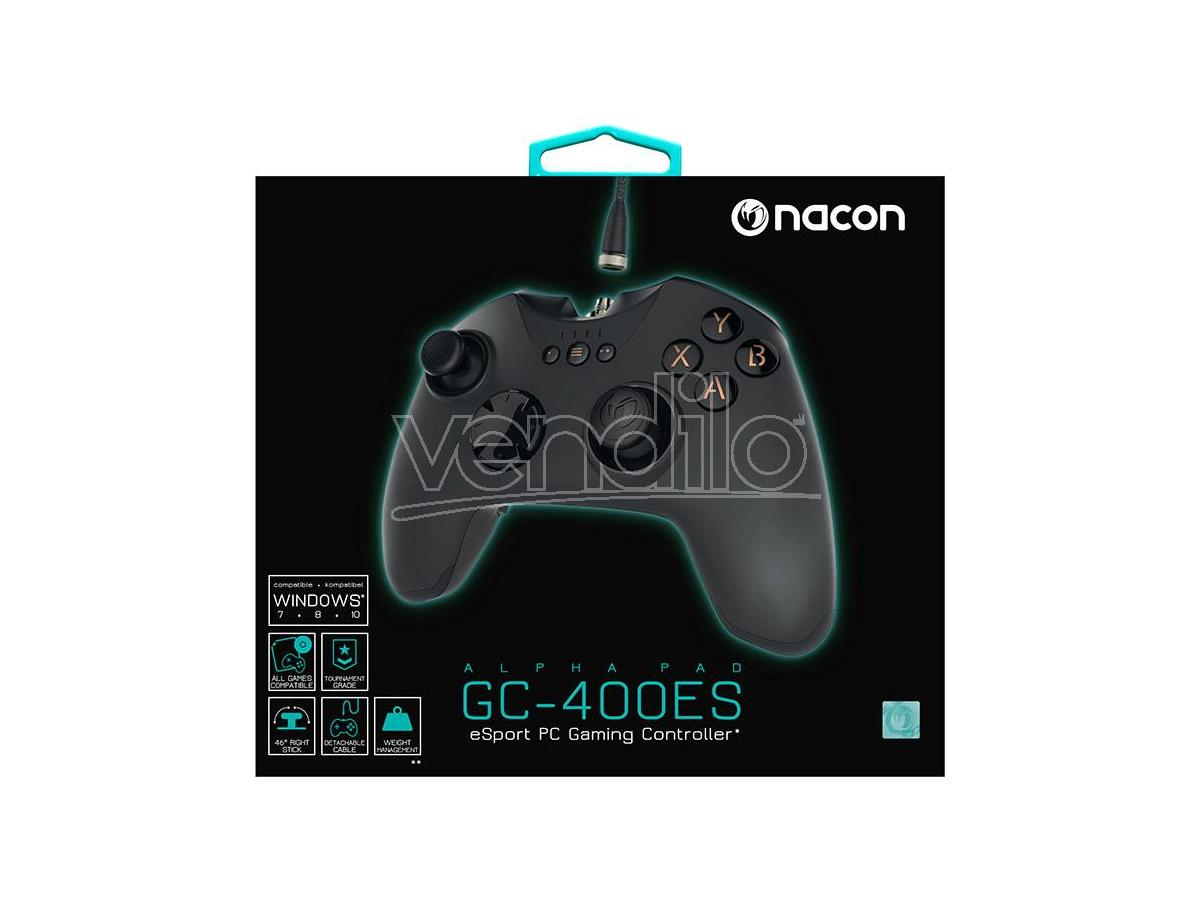 nacon controller pro gamer pc joypad san marino. Black Bedroom Furniture Sets. Home Design Ideas