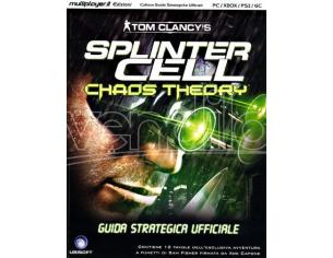 SPLINTER CELL CHAOS THEORY - GUIDA STRAT GUIDE STRATEGICHE GUIDE/LIBRI