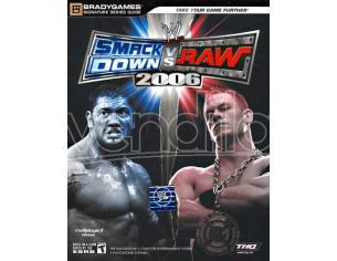 WWE SMACKDOWN VS RAW 2006 - GUIDA STRAT. GUIDE STRATEGICHE GUIDE/LIBRI