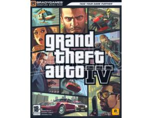 GRAND THEFT AUTO IV - GUIDA STRATEGICA GUIDE STRATEGICHE GUIDE/LIBRI