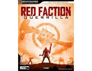 RED FACTION GUERRILLA - GUIDA STRATEGICA GUIDE STRATEGICHE GUIDE/LIBRI