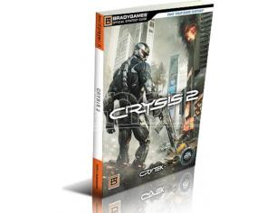 CRYSIS 2 - GUIDA STRATEGICA GUIDE STRATEGICHE GUIDE/LIBRI