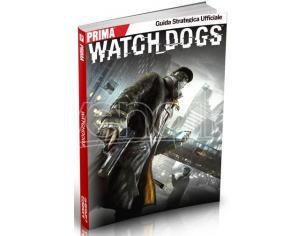 WATCH DOGS - GUIDA STRATEGICA GUIDE STRATEGICHE GUIDE/LIBRI