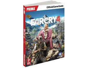 FAR CRY 4 - GUIDA STRATEGICA GUIDE STRATEGICHE GUIDE/LIBRI