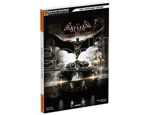 BATMAN: ARKHAM KNIGHT - GUIDA STR. GUIDE STRATEGICHE GUIDE/LIBRI