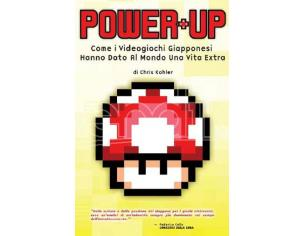POWER UP LIBRI/ROMANZI VIDEOGIOCHI - GUIDE/LIBRI