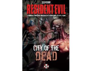 RESIDENT EVIL: CITY OF THE DEAD (3/7) LIBRI/ROMANZI VIDEOGIOCHI - GUIDE/LIBRI