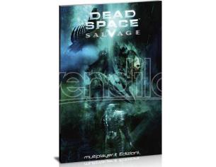 DEAD SPACE SALVAGE - FUMETTO LIBRI/ROMANZI VIDEOGIOCHI GUIDE/LIBRI