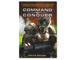 COMMAND & CONQUER:TIBERIUM WARS LIBRI/ROMANZI VIDEOGIOCHI - GUIDE/LIBRI