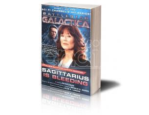 BATTLESTAR GALACTICA: SAGITTARIUS (3/4) LIBRI/ROMANZI VIDEOGIOCHI - GUIDE/LIBRI