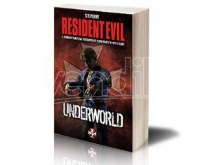 RESIDENT EVIL: UNDERWORLD (4/7) LIBRI/ROMANZI VIDEOGIOCHI - GUIDE/LIBRI