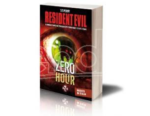 RESIDENT EVIL: ZERO HOUR (7/7) LIBRI/ROMANZI VIDEOGIOCHI - GUIDE/LIBRI