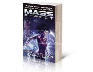 MASS EFFECT: DECEPTION LIBRI/ROMANZI VIDEOGIOCHI - GUIDE/LIBRI