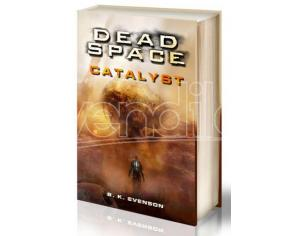 DEAD SPACE CATALYST LIBRI/ROMANZI VIDEOGIOCHI - GUIDE/LIBRI