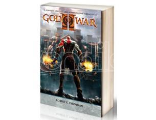 GOD OF WAR II (2/2) LIBRI/ROMANZI VIDEOGIOCHI - GUIDE/LIBRI