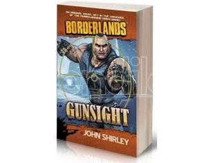 BORDERLANDS: GUNSIGHT LIBRI/ROMANZI - GUIDE/LIBRI