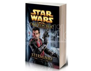 STAR WARS STERMINIO -THE OLD REPUBLIC 4 LIBRI/ROMANZI - GUIDE/LIBRI