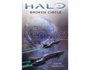 HALO - BROKEN CIRCLE LIBRI/ROMANZI GUIDE/LIBRI