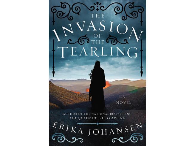 THE INVASION OF TEARLING LIBRI/ROMANZI - GUIDE/LIBRI