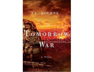 TOMORROW WAR LIBRI/ROMANZI - GUIDE/LIBRI