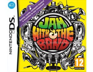JAM WITH THE BAND SIMULAZIONE - NINTENDO DS