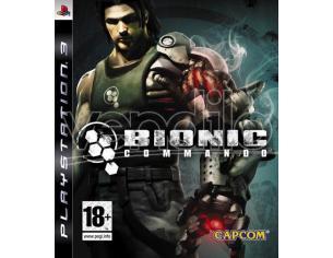 BIONIC COMMANDO AZIONE - PLAYSTATION 3