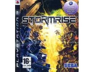 STORMRISE STRATEGICO - PLAYSTATION 3