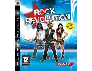 ROCK REVOLUTION SOCIAL GAMES - PLAYSTATION 3