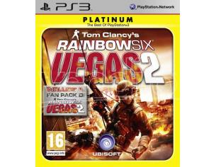 RAINBOW SIX VEGAS 2 COMPLETE ED. PLT SPARATUTTO - PLAYSTATION 3