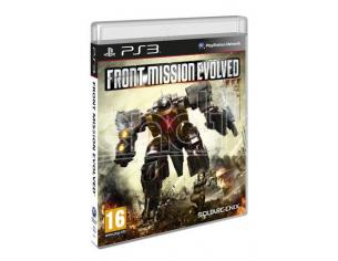 FRONT MISSION EVOLVED STRATEGICO - PLAYSTATION 3