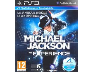 MICHAEL JACKSON THE EXPERIENCE PARTY GAME - PLAYSTATION 3