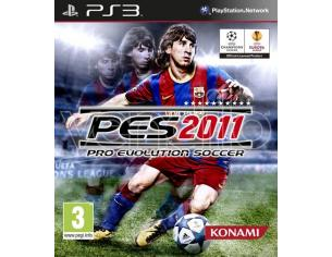 PRO EVOLUTION SOCCER 2011 SPORTIVO - PLAYSTATION 3