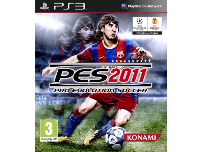 PRO EVOLUTION SOCCER 2011 SPORTIVO - PLAYSTATION 3