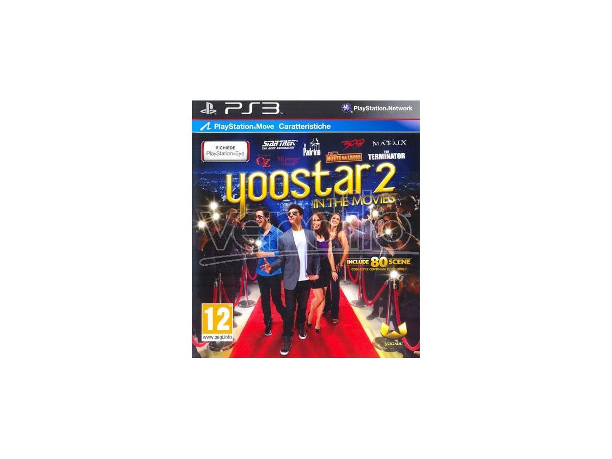 YOOSTAR 2 SIMULAZIONE - PLAYSTATION 3