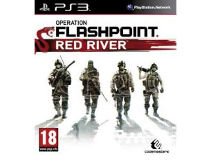 OPERATION FLASHPOINT: RED RIVER AZIONE - PLAYSTATION 3