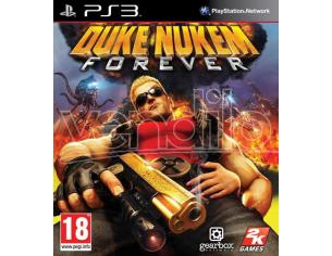 DUKE NUKEM FOREVER SPARATUTTO - PLAYSTATION 3