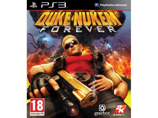DUKE NUKEM FOREVER SPARATUTTO - PLAYSTATION 3