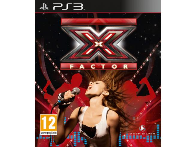 X-FACTOR MUSICALE - PLAYSTATION 3