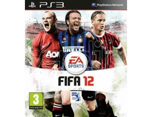 FIFA 12 SPORTIVO - PLAYSTATION 3